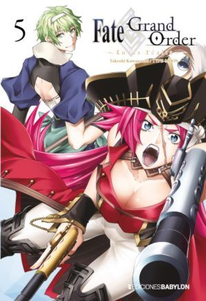 Fate/Grand Order: turas réalta #5