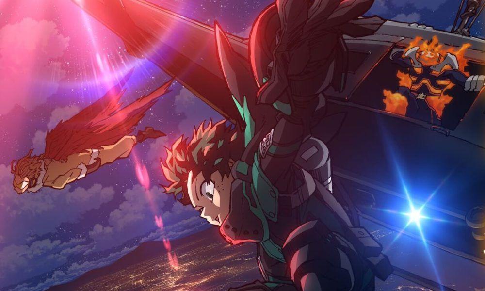 My Hero Academia: World Heroes' Mission Surpasses 1 Billion Yen - Ramen Para Dos