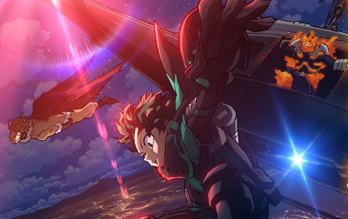 My Hero Academia World Heroes Mission Supera Los Mil Millones De Yenes Ramen Para Dos