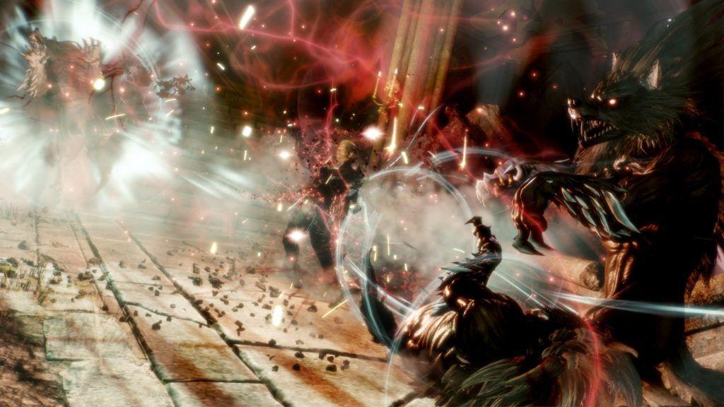 Stranger of Paradise: Final Fantasy Origin