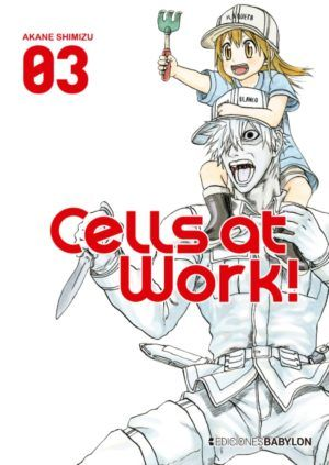 Cells at Work! #3