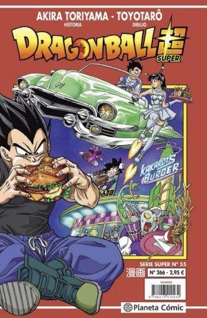 Dragon Ball Super (Serie Super) #266