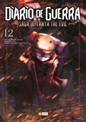 Diario de guerra – Saga of Tanya the Evil #12