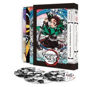 Guardianes De La Noche Temporada 1 Parte 1 DVD