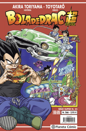 Bola de Drac Super (Série Super) #266