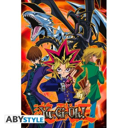 YU-GI-OH! Poster King of Duels
