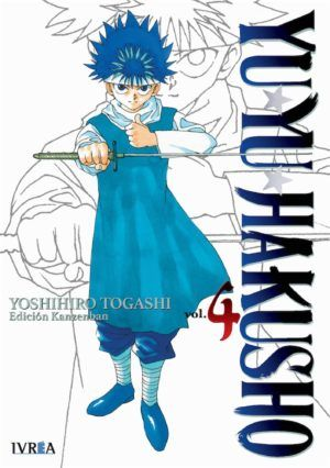 Yu Yu Hakusho Kazenban #4