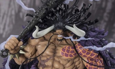 KAIDO KING OF THE BEASTS FIGURA 32 CM ONE PIECE FIGUARTS ZERO