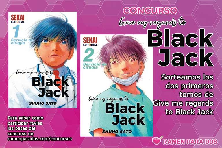 Concurso Black Jack