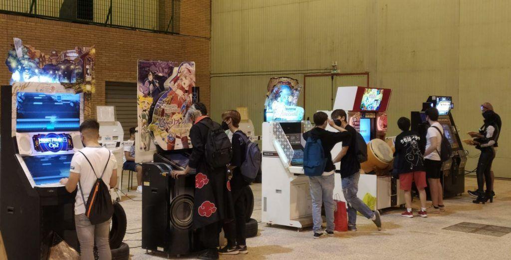 Mangafest arcade