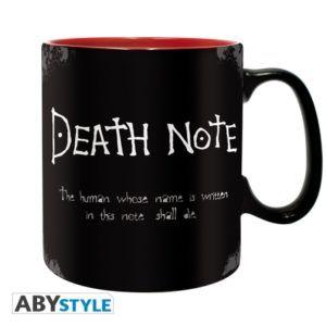 DEATH NOTE Mug Death Note Grand contenant