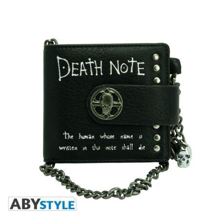 DEATH NOTE Portefeuille premium Death Note & Ryuk