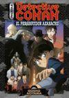 Detective Conan Anime Comic: El perseguidor azabache