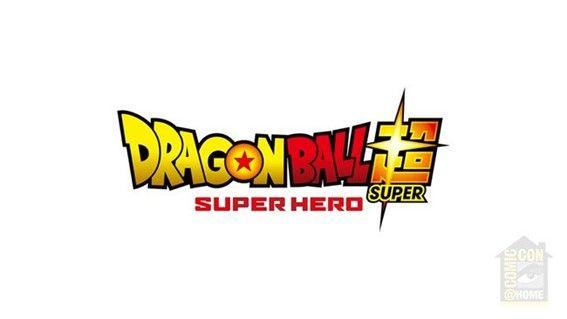 Portada Dragon Ball Super: Super Hero