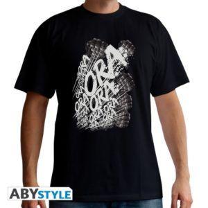 JOJO'S BIZARRE ADVENTURE T-shirt Ora
