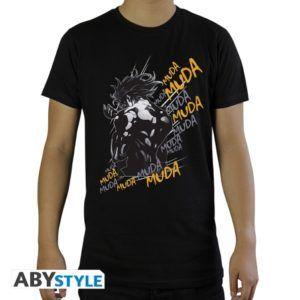 JOJO'S BIZARRE ADVENTURE T-shirt Muda
