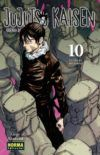 Jujutsu Kaisen – Guerra de Hechiceros #10