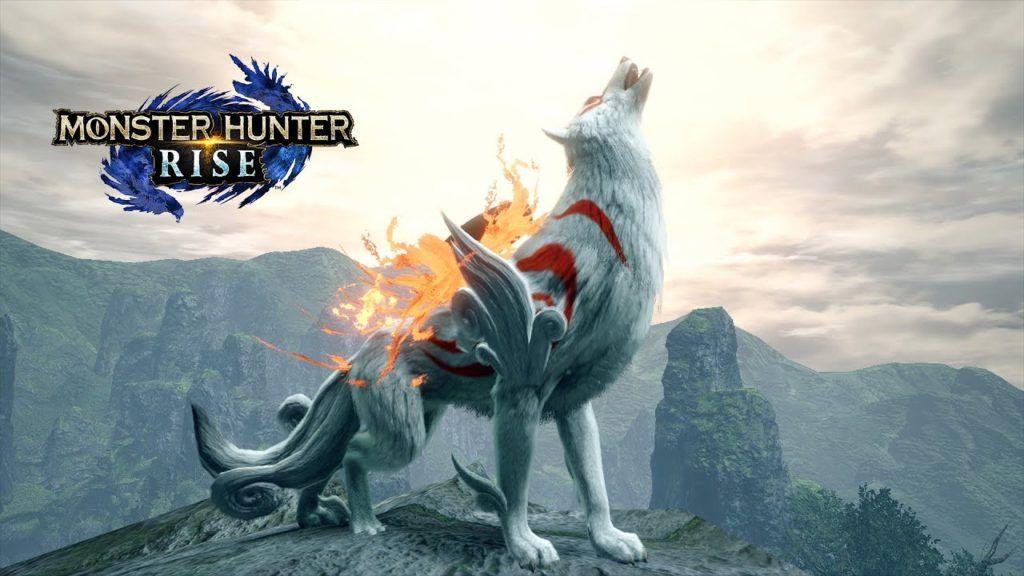 Monster Hunter Rise okami