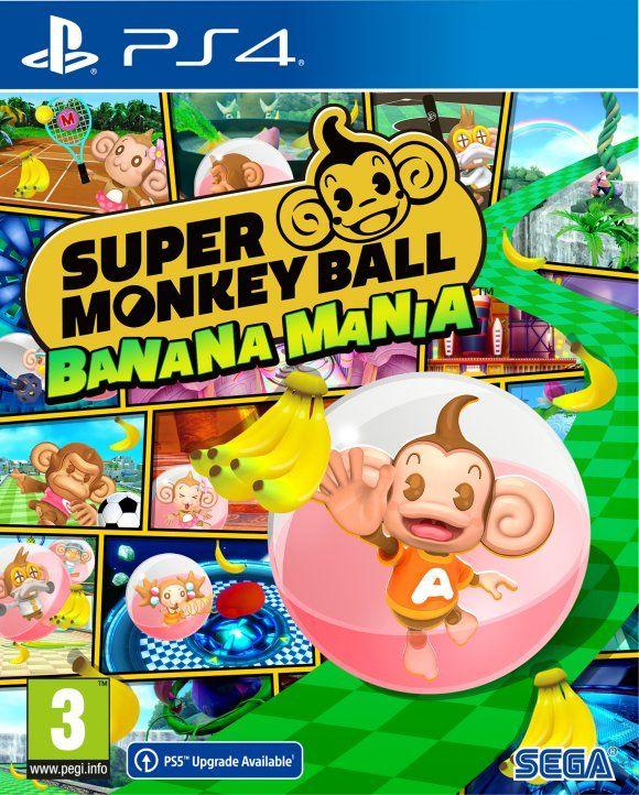 Super Monkey Ball: Banana Mania – PlayStation 4
