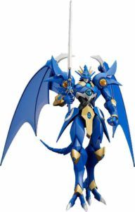 CERES, THE SPIRIT OF WATER FIGURA 16 CM MAGIC KNIGHT RAYEARTH MODEROID
