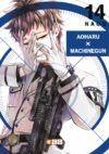Aoharu x Machinegun #14