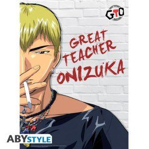 GREAT TEACHER ONIZUKA Poster Onizuka (52x38cm)