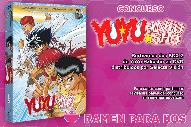 Concurso yuyu hakusho