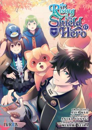 The Rising of the Shield Hero #17