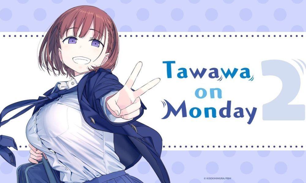 Tawawa on Monday 2 disponible en Crunchyroll
