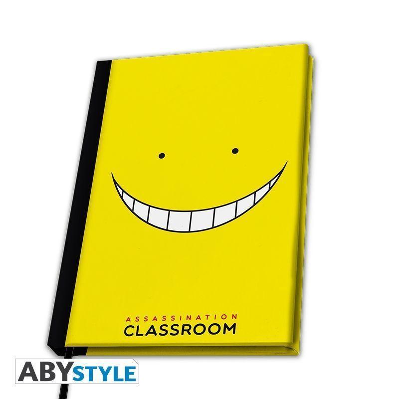 ASSASSINATION CLASSROOM Notebook Koro-sensei A5