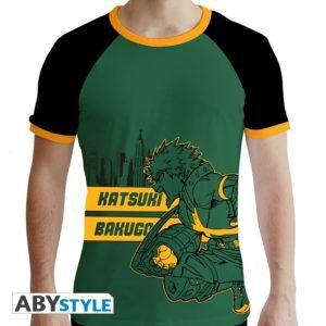 MY HERO ACADEMIA T-shirt Bakugo