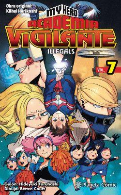 My Hero Academia: Vigilante Illegals #7