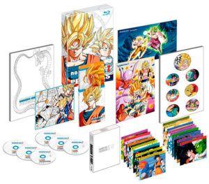 Dragon Ball Z: Las Películas – Edición A4 Coleccionista BD