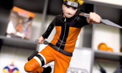 NARUTO SHIPPUDEN Figurine Naruto