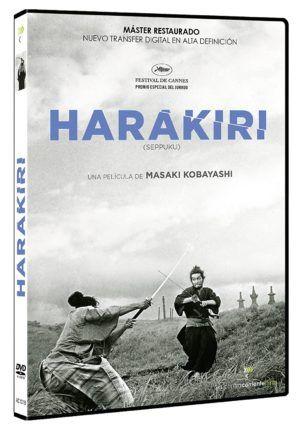 Harakiri DVD
