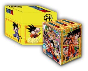 Dragon Ball Monster Box DVD