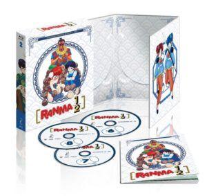 Ranma 1/2 Box 2 BD