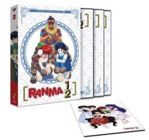 Ranma 1/2 Box 2 DVD